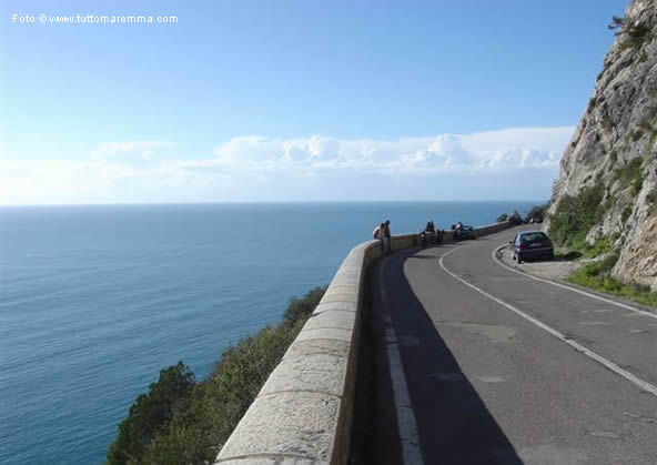 Panoramic Coastal Road